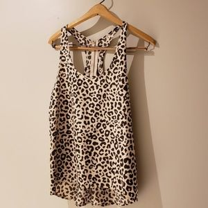 Leopard tank top Medium Ambiance